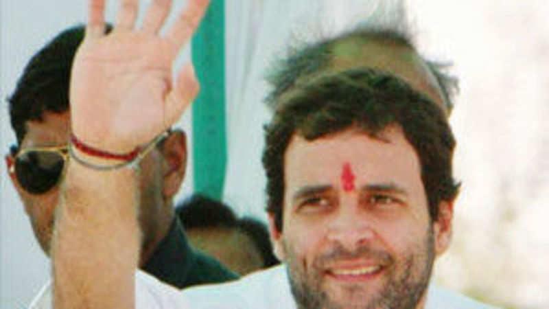 Rahul Gandhi to kick off MP campaign with 'Satta Parivartan' rally