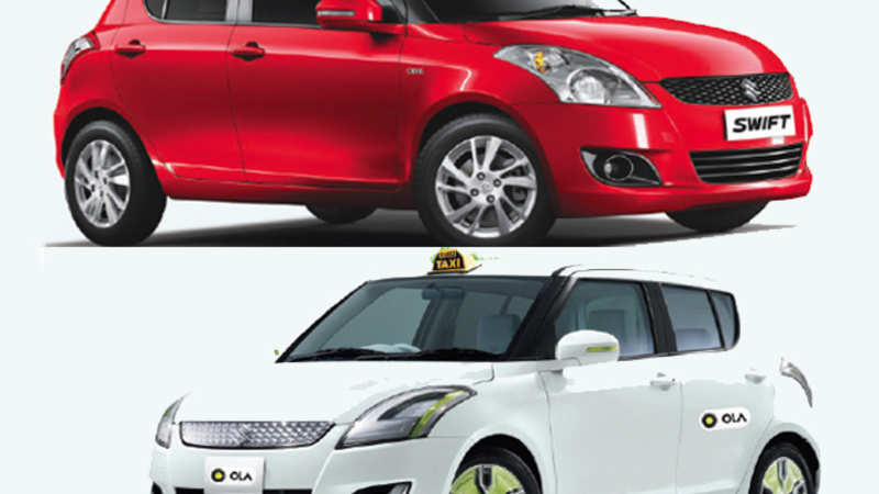Should you buy a car in the age of Uber and Ola? - The