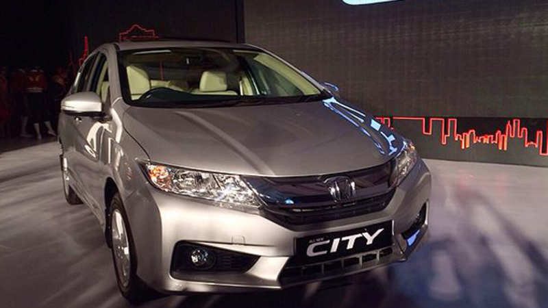 Honda City Fourth Generation Honda City Crosses Sales Of 2 5 Lakh