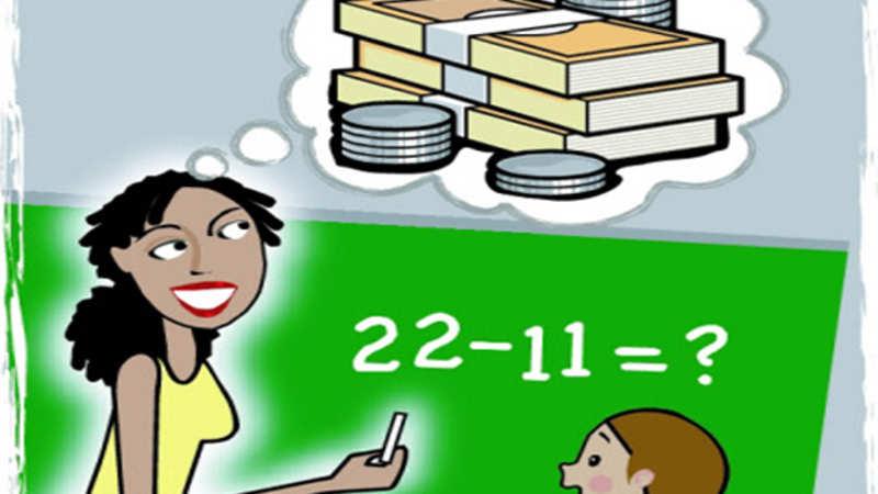 school teacher: Teachers hit pay dirt as demand for global standard