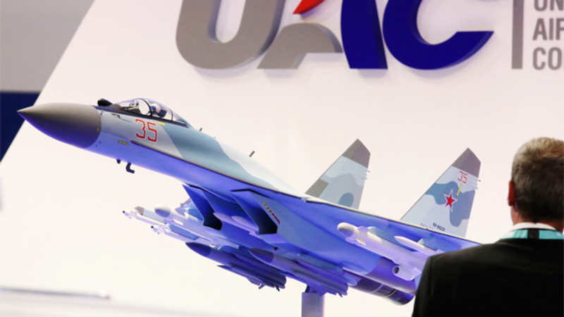 Russia's United Aircraft Corporation asks HAL to speed up