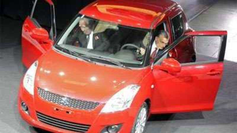 Maruti Suzuki rejigs staff at Manesar plant
