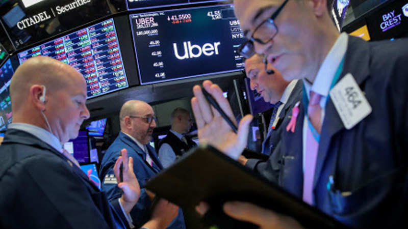Uber is a bellwether for all the wrong reasons