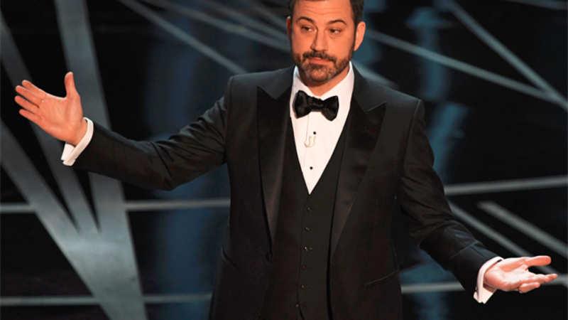 Oscars 2017: Jimmy Kimmel mocks Donald Trump's Streep remarks while honouring her