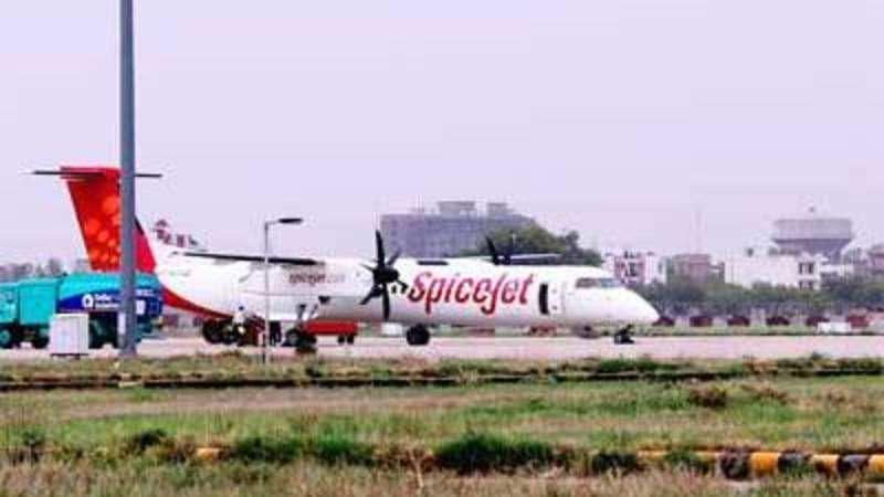 SpiceJet's General Manager for airport services Rahul