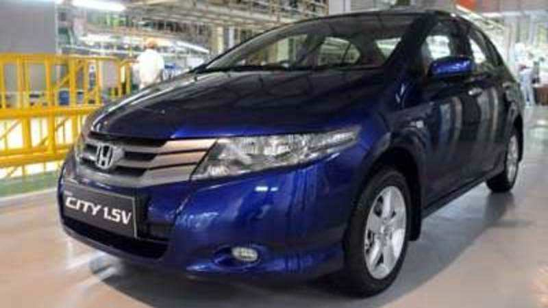 Honda Cars India Launches Modified City Car With Cng Option At Rs