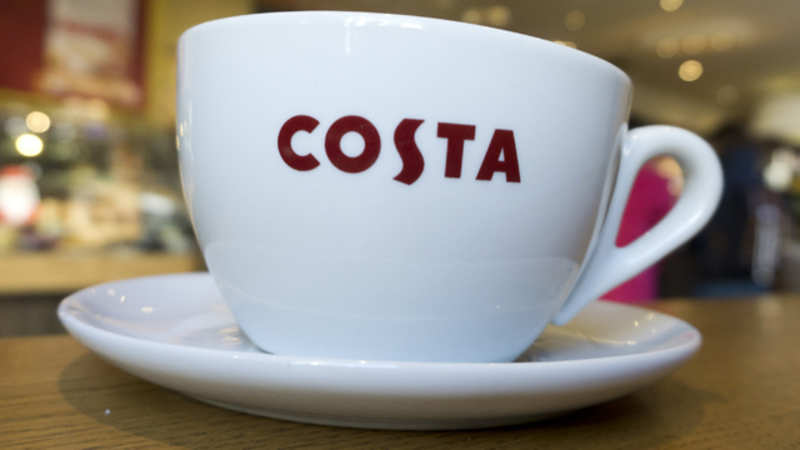 Coke brews an instant coffee rivalry with $5 1 billion Costa buy