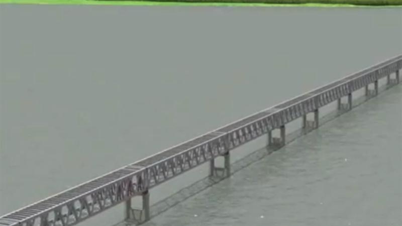 Dhola Sadiya bridge: India's longest bridge to be