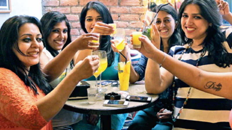 How India's drinking culture is changing radically - The Economic Times