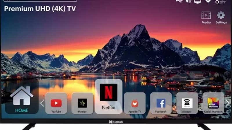Kodak 55-inch Ultra HD LED Smart TV review: A HDR-capable 4k