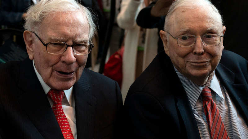 Money lessons from Warren Buffett and Charlie Munger