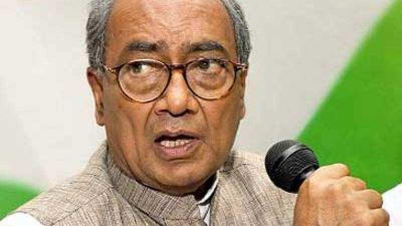Remarks row: Prahlad Singh Patel demands Digvijay Singh be