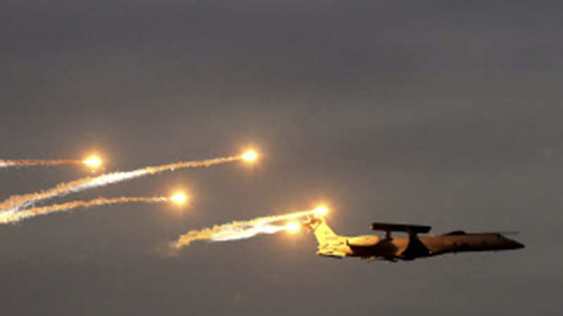 Indian Air Force: Pakistan's radars were jammed by IAF