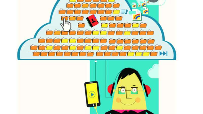 Which cloud storage service is best for you - The Economic Times