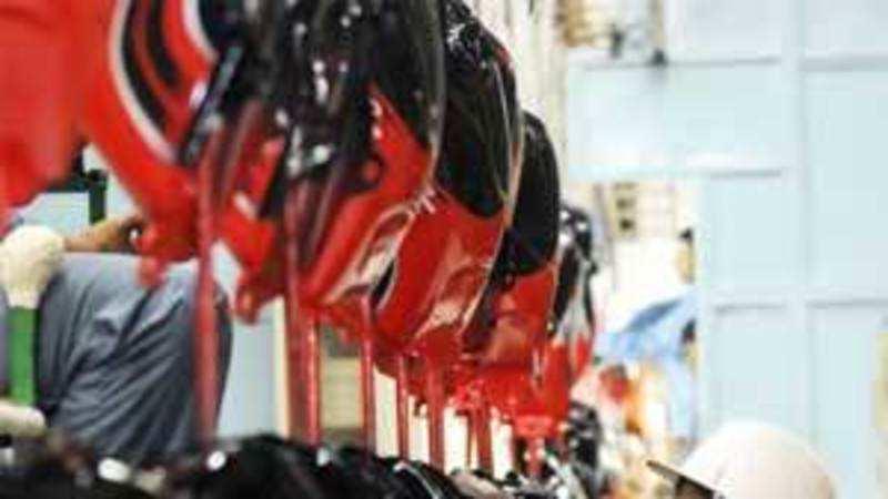 Hero Honda's Gurgaon plant: Focused on training - The
