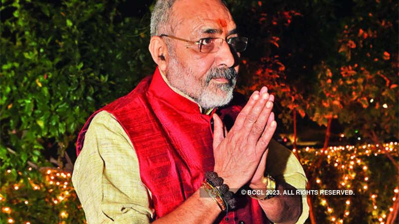 GST: Rahul's body language resembles Gabbar Singh's: Giriraj Singh