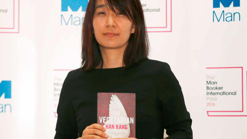 South Korean author Han Kang bags the Man Booker Prize for