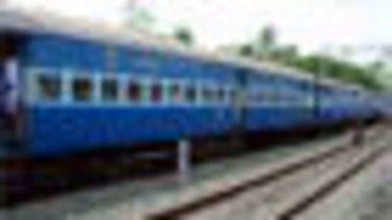 70 trains cancelled in Andhra Pradesh tomorrow - The Economic Times