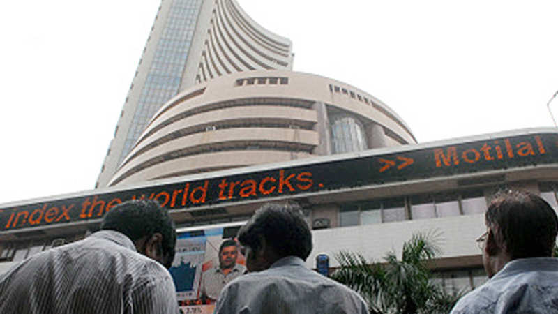 Weekly review: Sensex down 802 points on geo-political
