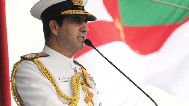 India enhancing security in Andaman & Nicobar: Navy chief Admiral