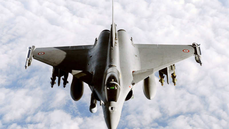 France offers 25% discount to India on purchase of 36 Rafale