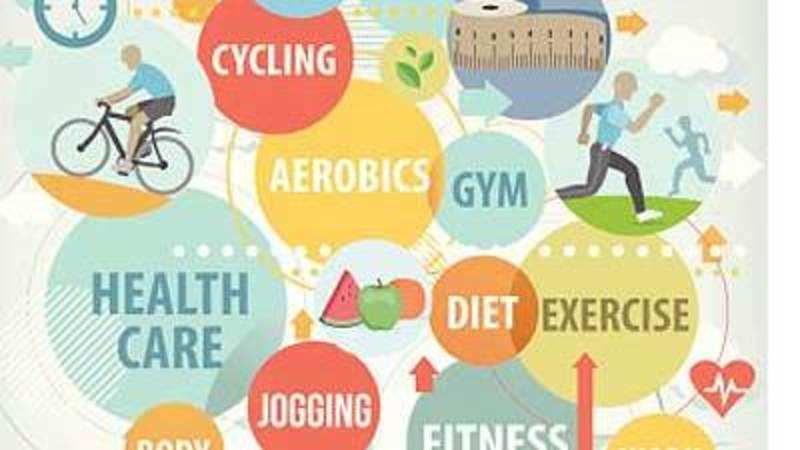 Many use mobile apps like Map My Fitness, My Fitness Pal ... Map My Fitness on