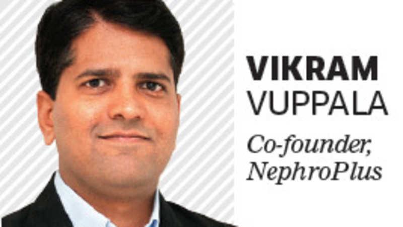 Lessons from 50 start-ups: How NephroPlus is gaining biz