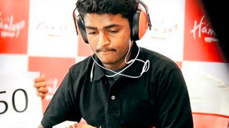 Chennai boy sets Guinness World Record for solving puzzle cubes