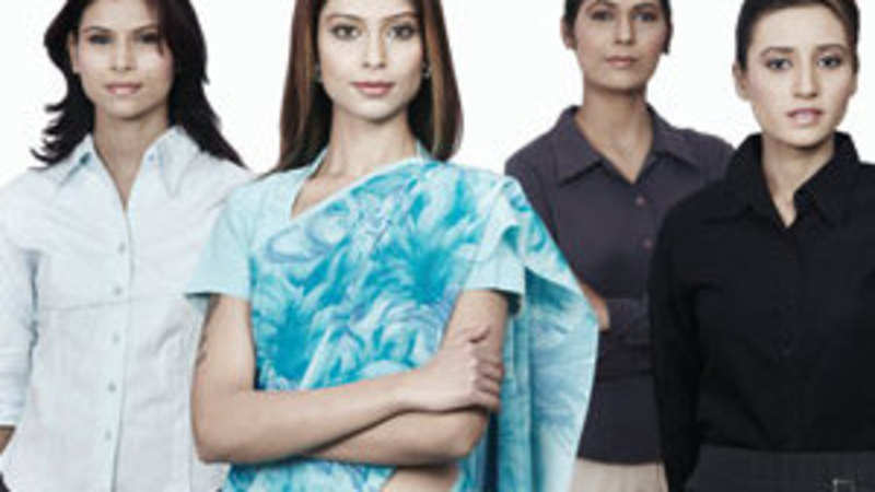 From salwar suits to business suits: Women's office wear has finally