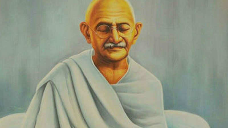 Mahatma Gandhi's charkha sold for 110,000 pounds at UK auction - The