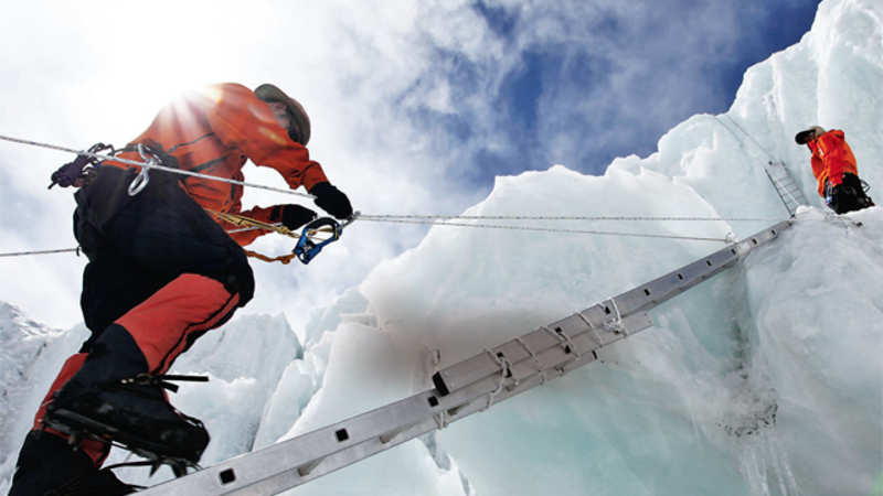 Mt Everest: Why the only thing tougher than climbing Mt Everest is