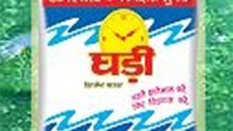 How Ghari overtook FMCG majors Lux and Surf to be No  2 detergent