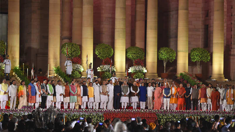 These men and women will run India for the next 5 years