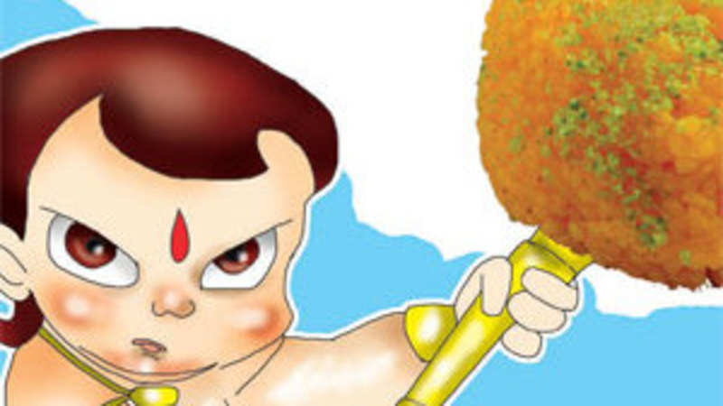 Green Gold Animation in talks to license Chhota Bheem laddoos - The