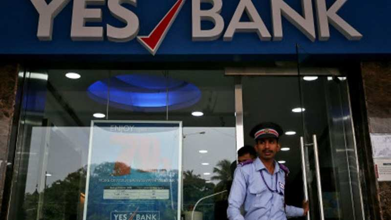 YES Bank shares tank 15% post Q1 results