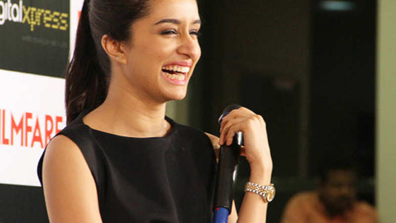 I'm experiencing withdrawal symptoms after 'ABCD2': Shraddha Kapoor