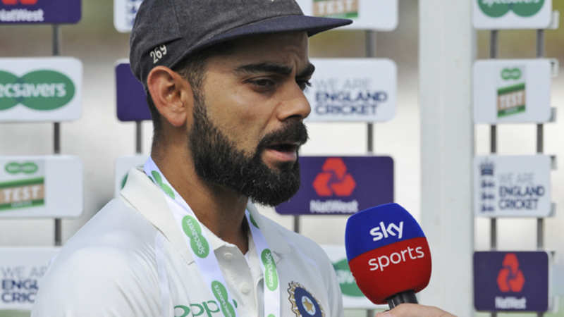 Virat Kohli dedicates Nottingham win to Kerala flood victims