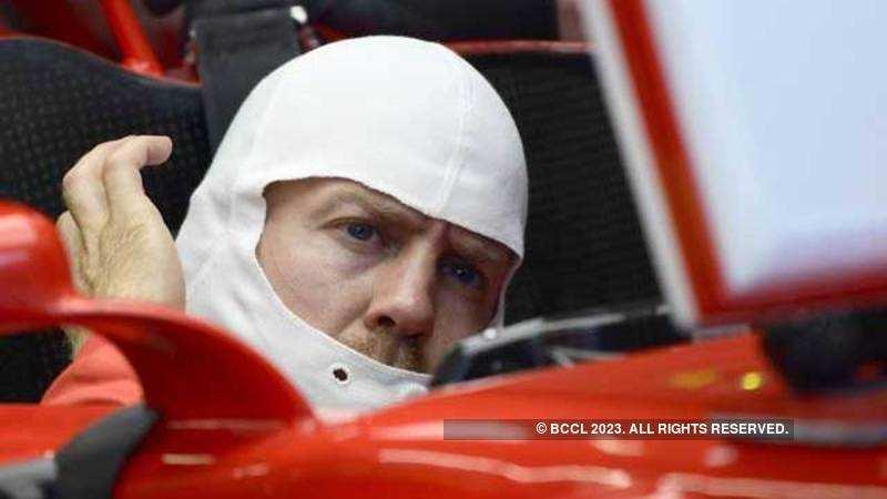 Sebastian Vettel: Italian Grand Prix: Sebastian Vettel is