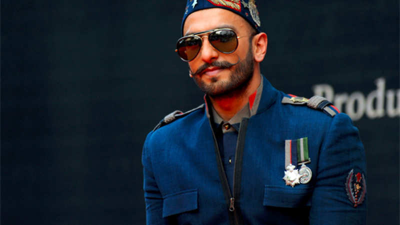 Ranveer Singh to host 'Crime Patrol' - The Economic Times