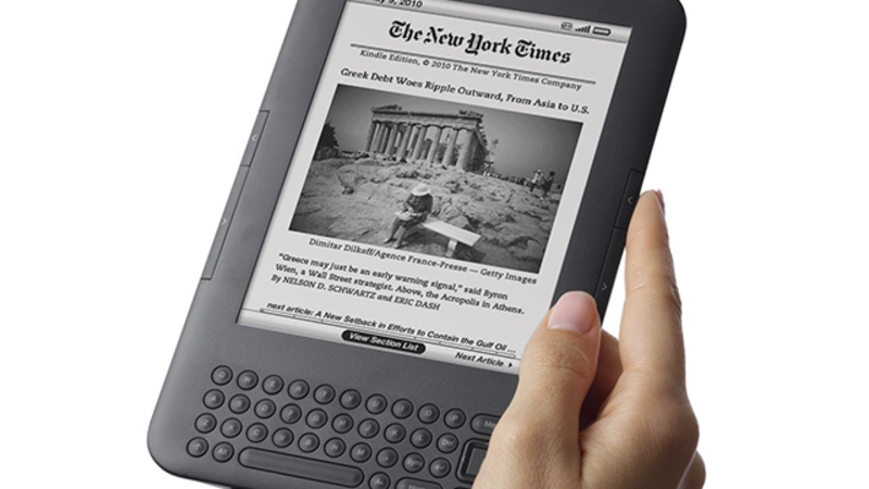 Kindle: Government seeks to impose customs duty on Kindle