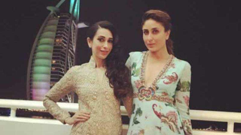 d8ab5972a1 Karisma Kapoor just said the sweetest thing about sister Kareena being a  mother