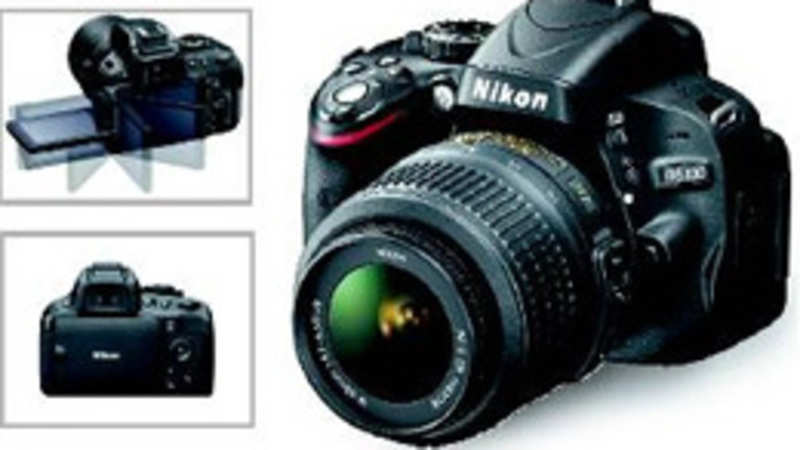 D5100: ET Review: Nikon D5100 - The Economic Times