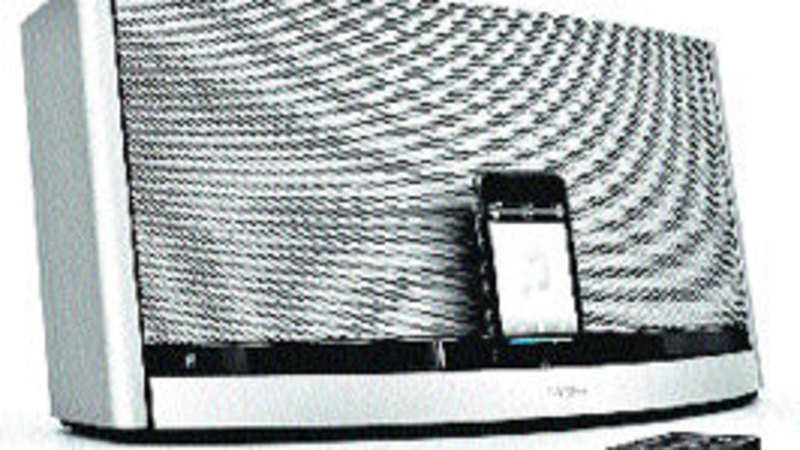 New Bose Sounddock 10 transforms music on your iPod & iPhone
