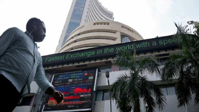 Titan share price: Share market update: REC, Titan among top