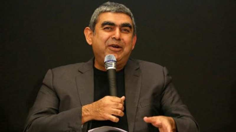 Vishal Sikka's letter to Infosys employees