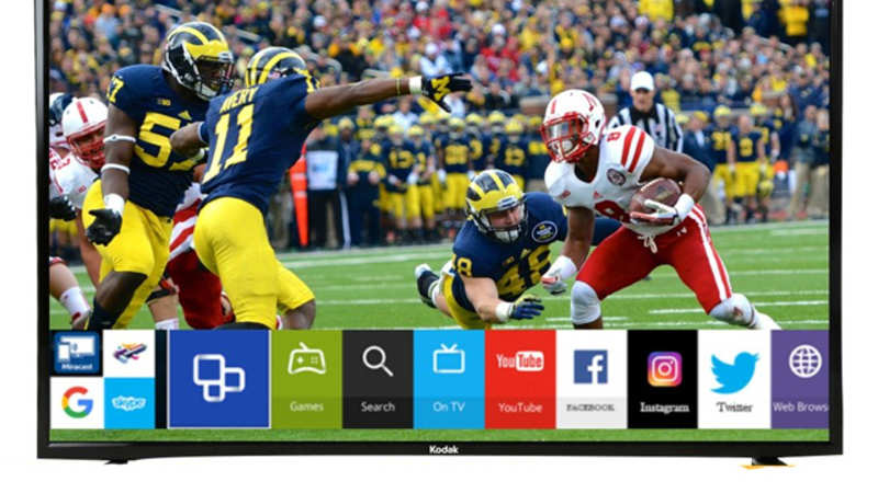 Kodak Smart TV review: Impressive image quality but with
