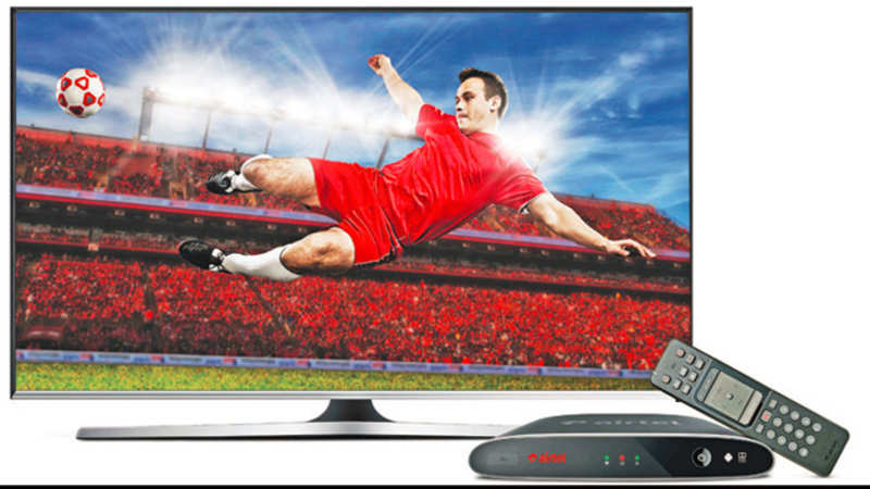 Airtel: Airtel Internet TV review: The Swiss army knife of
