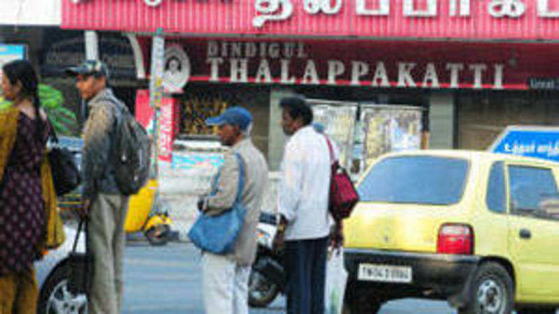 Use of 'Thalappakatti' in Tamil Nadu restaurant names leads to