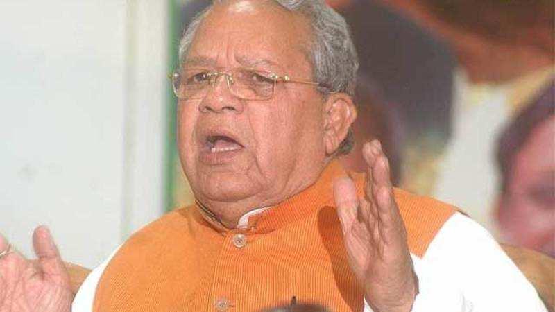 BJP only alternative in UP: Union minister Kalraj Mishra - The