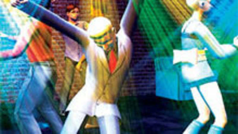 Virtual world: Google takes on Second Life - The Economic Times